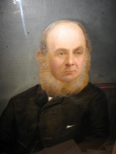 William Dronfield