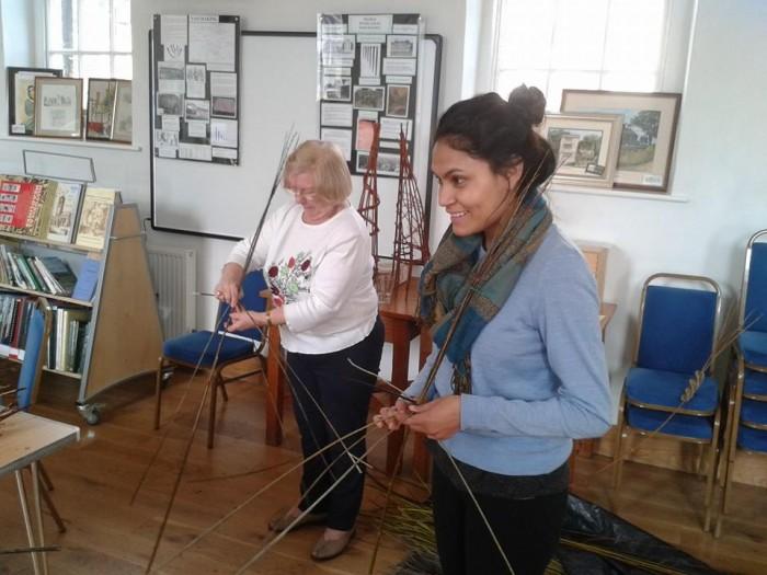 basket making3