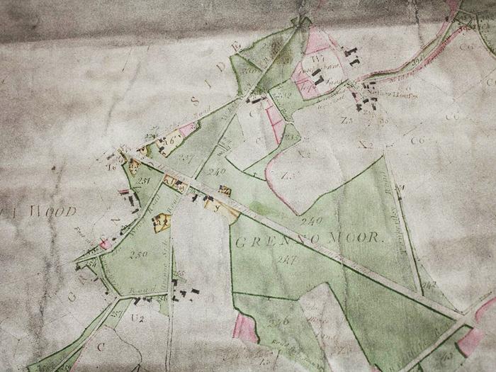 Grenoside Map