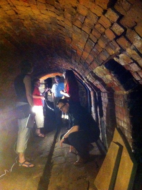 Crucible Furnace Cellar